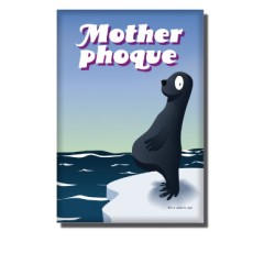 Magnet Mother phoque