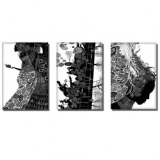 Magnets Triptyque Venise