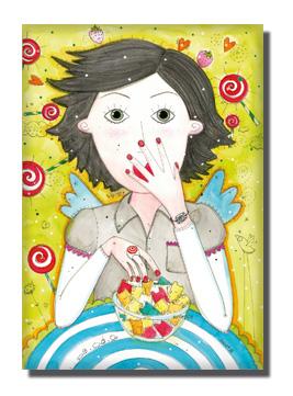 Sonderauflage – La Gourmande von Lucie Georger
