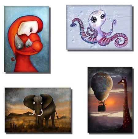 Magnete für Künstler – Poulili