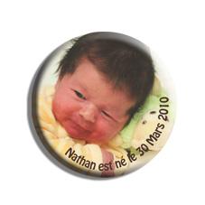 Geburt mit einem Andenken verewigen – Geburtsmagnete