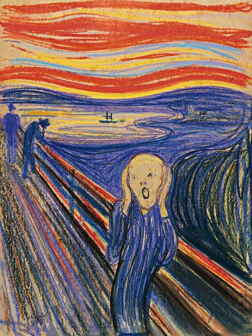 Le cri Munch