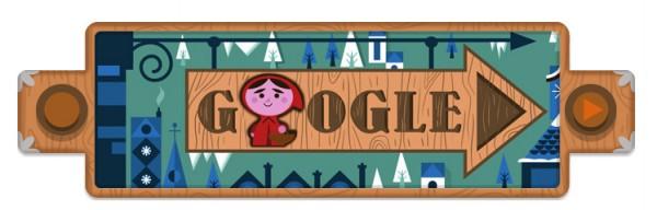 Doodle Google Grims